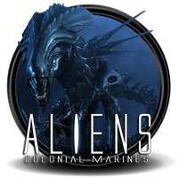 Aliens Colonial Marines Icon 2 by SidySeven