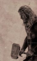 Thor: The Dark World by ShErLoCkAh0LIQuE