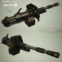 GOLEM - Material Preview by The-5