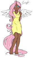 Fluttershy by Danerboots