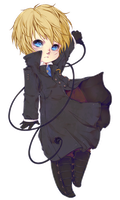 ::C:: For Sweeneytoddst  //with speedpaint\\ by VividFlow