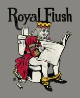 Royal Flush by DenmanRooke