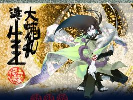 Birthday card - Orochimaru by otogiyougi