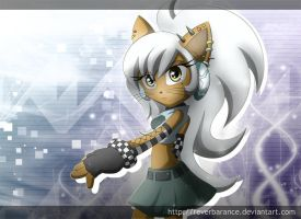 Mia X3 by Dj-Reverberance