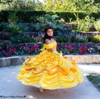 Belle Cosplay by Sayuri-MagicPicture