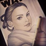 Padme by chrissie-zullo