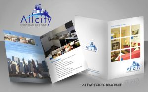 All City A4 Brochure No.1 by kn33cow