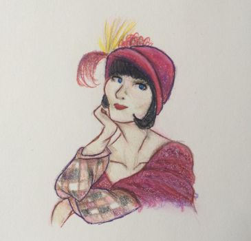The Honorable Phryne Fisher by Amber-Sunset