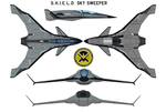 S.h.i.e.l.d  Sky Sweeper by bagera3005