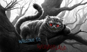 Welcome to Wonderland by TheDemonGhostie
