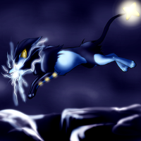 Luxray by Aira90