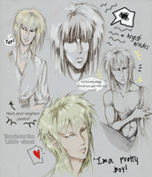 Jareth DUMP - :p by Joco-land