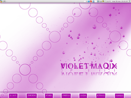 The Final Violet by Maqix