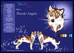 Acamar_Model sheet by Aquene-lupetta