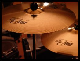 B8 Cymbols by wastingtape