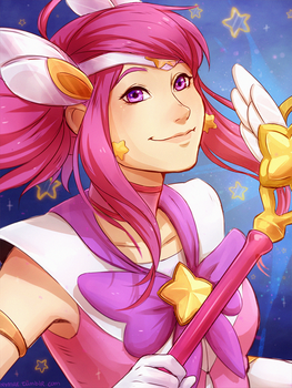 Star Guardian Lux by nymre