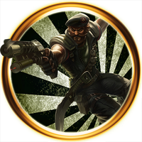 Special Forces Gangplank Icon by ElementaryStorm