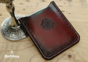 Money Clip-Wallet-5 by Blackthornleather