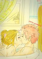 Kiss Her : NaLu by 191195