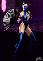 Ultimate Mortal Kombat 3 - Kitana by JhonatasBatalha