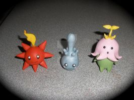 Clay Sunmon Moonmon w Lalamon by HeyLookASign