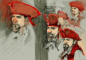 Pirate - comic con 2004 by coolkatcasey