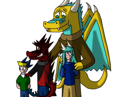 Request: Old Family Pic w/o Background by C-MaxisGR