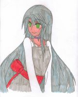 Another Terresia Drawing by Pana-sule