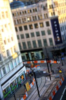 Model Manchester by alexthealmighty