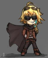 Ezreal - The Prodigal Motherfucker by TheZatrox