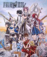 Fairy Tail [Movie] done! by mystic-pUlse