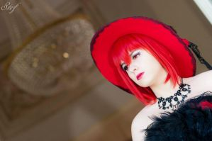 Madame Red by Lux96