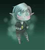 Gift: Chibi Delwyn by Coco-of-the-Forest