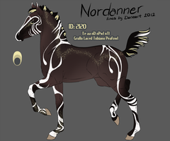 Nordanner Foal 2120 by SWC-arpg