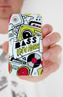 i phone case by Bobsmade