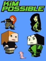Kim Possible Pack by MysterMDD