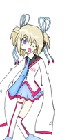 One of my Vocaloid OCs by Lollipopchan