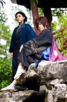 Basara Spring - Dragons by sasuke-dragon