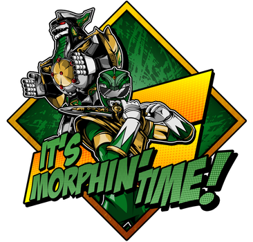 Dragonzord! by DCGray