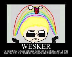 Wesker.... by Ask-Tith