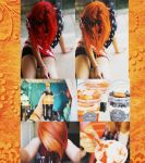 PSD Orange by MizziPhotopacks