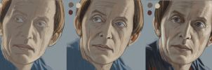 Bishop (Lance Henriksen) wip by artenauta