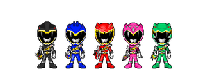 Kyoryuger Armed On by robinosuke