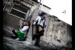 Highschool of the Dead Cosplay by Bastetsama-Cosplay