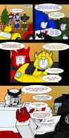 Christmas 2014 by Comics-in-Disguise