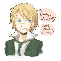 Draco Malfoy for Miimii by Puchoro