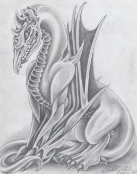 Death Eater by Dragonblade99
