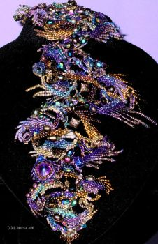 Audrey 111 more detail by Mortsbeads