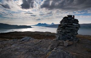 Mountain Hiking in Norway by KennethSolfjeld
