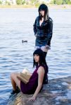 Nico Robin - past and future by melonplay